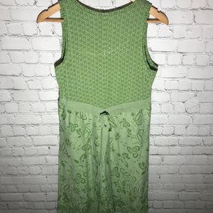 Athleta Dresses - Athleta Floral Paisley Empire Waist Dress